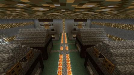 dwarf village minecraft