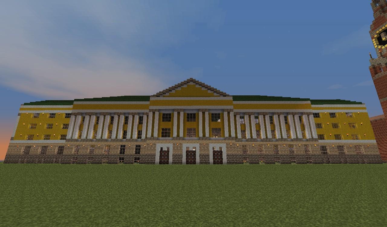 The Kremlin Builders Needed Minecraft Project