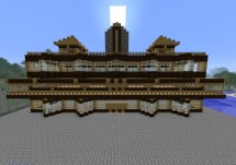 Lords Manor Minecraft Project