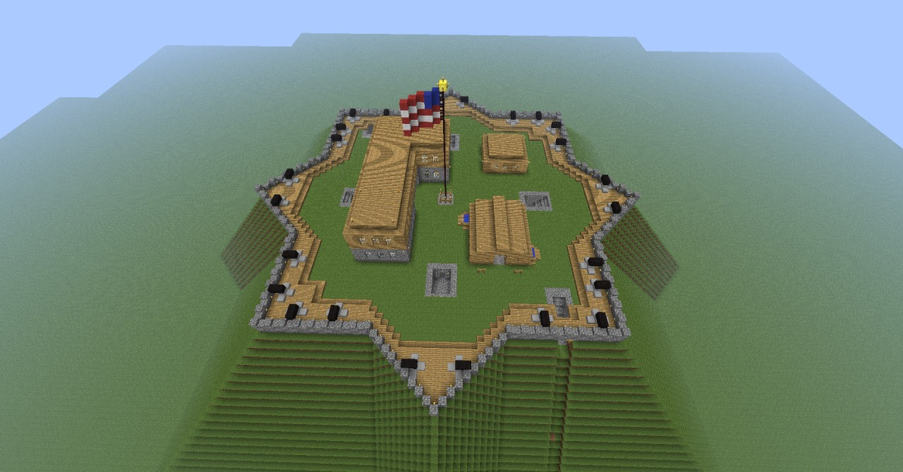 Mage Fortress Minecraft