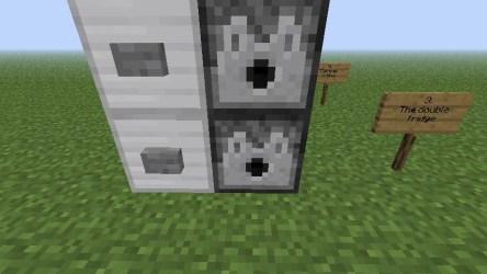 minecraft fridge ways