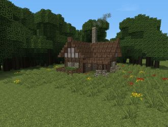 Small Medieval House Design