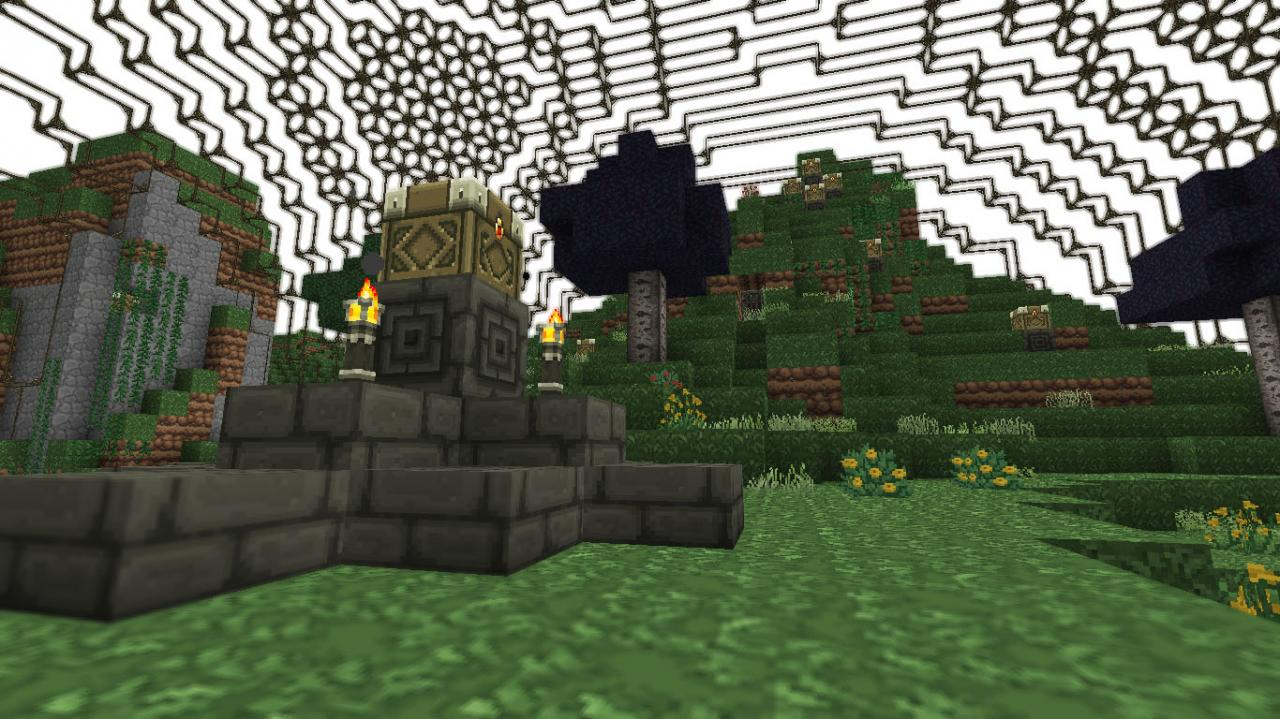 The Cave Games Survival Games Minecraft Project