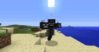 Spawn Wither Boss Mod