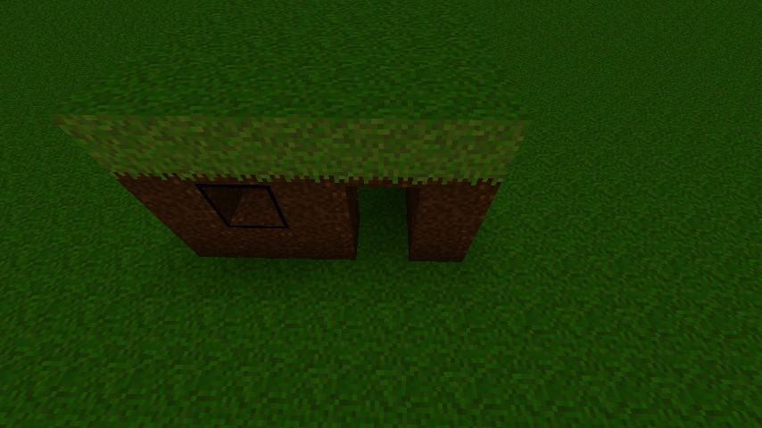 Better Glass And Grass Minecraft Texture Pack