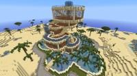 Desert Tower Minecraft Project