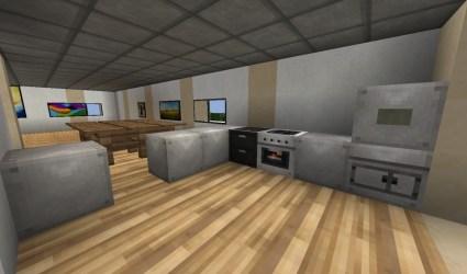 fancy kitchen modern minecraft planetminecraft