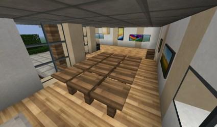 fancy room living modern minecraft table planetminecraft
