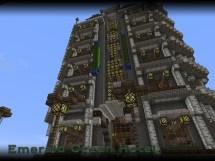Minecraft Emerald Hotel Ocean