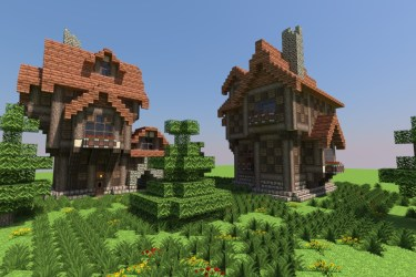 minecraft medieval houses project castle designs build blueprints projects planetminecraft awesome buildings map kreativ amazing stuff screenshot treehouse
