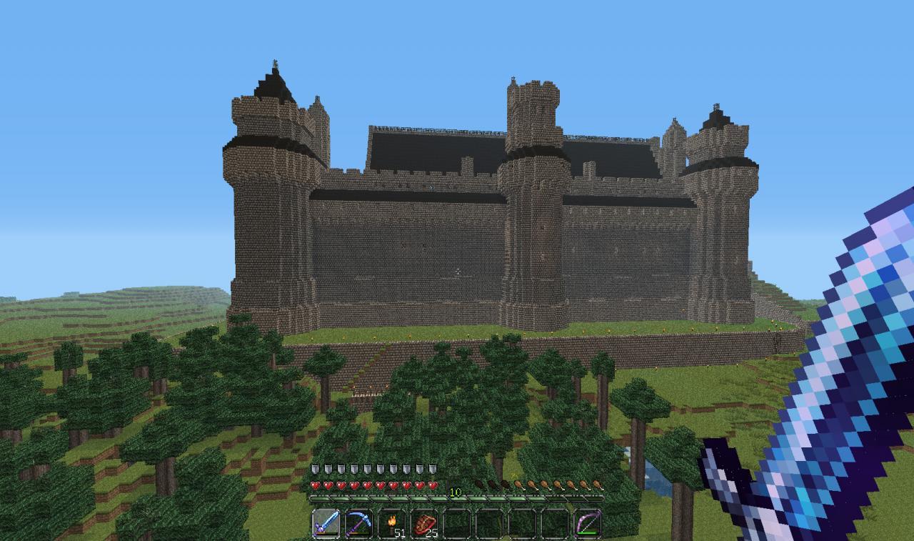 Pierrefonds Castle Survival No Mod DOWNLOAD