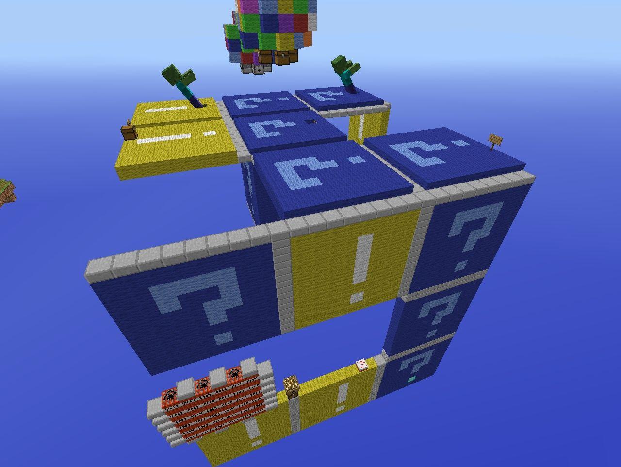 Mario Servers Parkour Minecraft