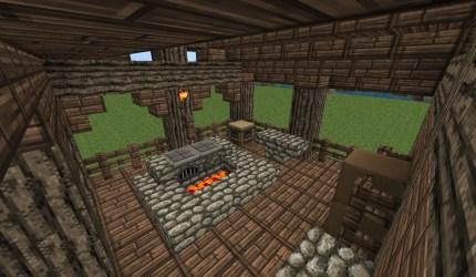 blacksmith skyrim outside heart minecraft craft