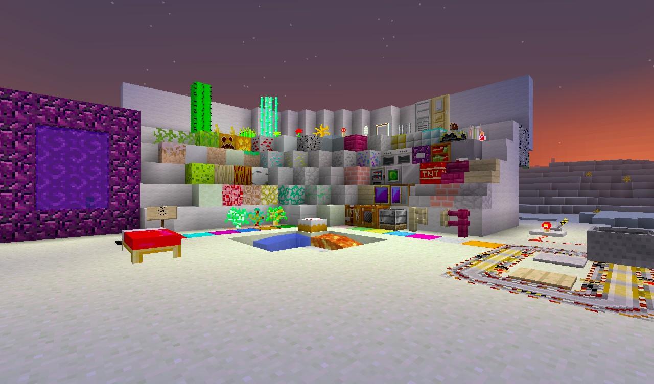 Minecraft Smooth Minecraft Texture Pack