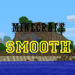 MInecraft Smooth Iron Man Edition Minecraft Texture Pack