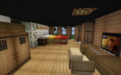 bedroom master minecraft mansion stijl maddison heights planetminecraft