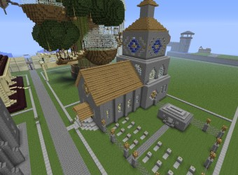 church build minecraft project projects 26th sep published planetminecraft