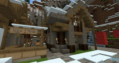 blacksmith minecraft village tutorial medieval project projects 7th oct updated