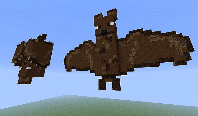 Bats Minecraft Project