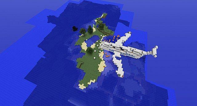 Planet Undertale Minecraft Map