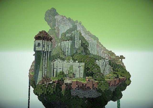 The Ruins Of Avanador Minecraft Project