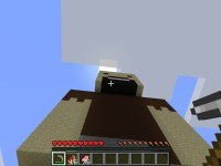 Notch Statue Minecraft Project