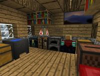 Furnace Trap Minecraft Project