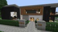 Modern Mansion - Serenade Minecraft Project