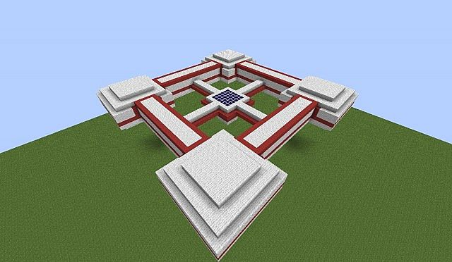 Minecraft Tekkit SKY BASE Minecraft Project