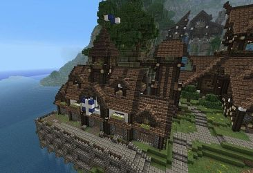 medieval townhall minecraft planetminecraft