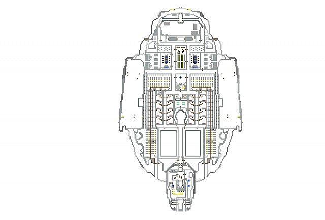 USS Sao Paulo NCC-75633-A Minecraft Project