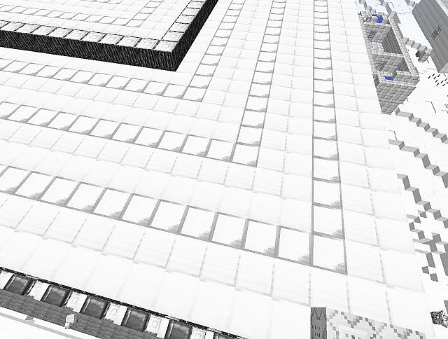 Black And White Minecraft Texture Pack