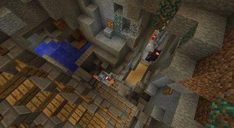 forge dwarven minecraft mines