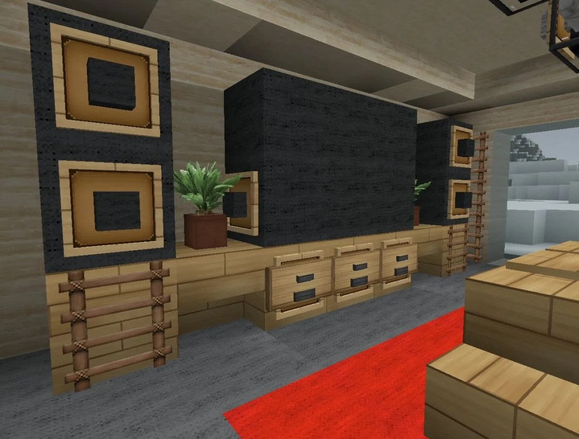 1.4.2 new interior design concept Minecraft Blog