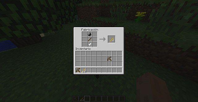 Minecraft Arrow Crafting Recipe