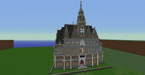 office town hall minecraft mayors roxor project diamonds