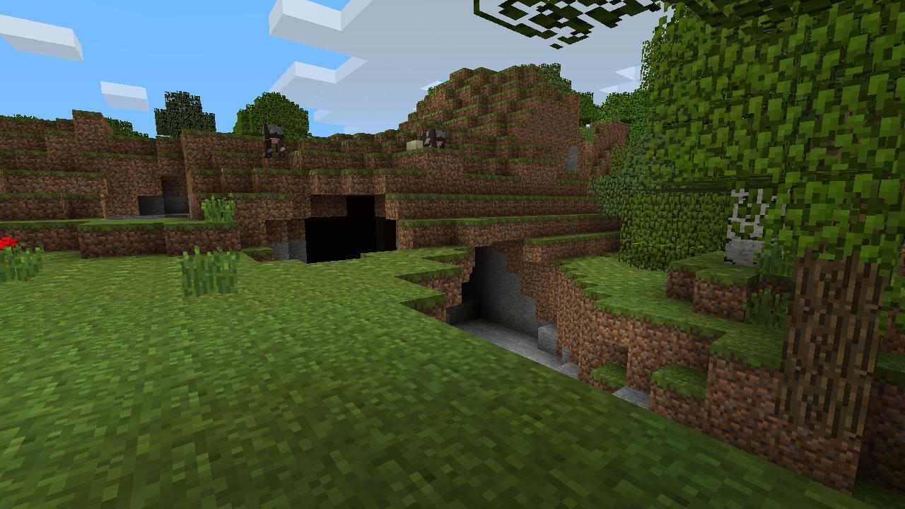 A Blank New World Minecraft Server