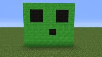 Slime pixel art Minecraft Blog