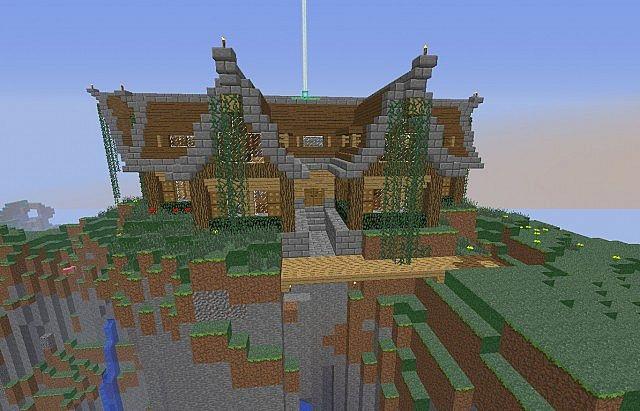 Mountain House Design Ideas Mountain House Designs Minecraft U