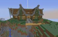 Keralis mountain house with other modifications ;D ...