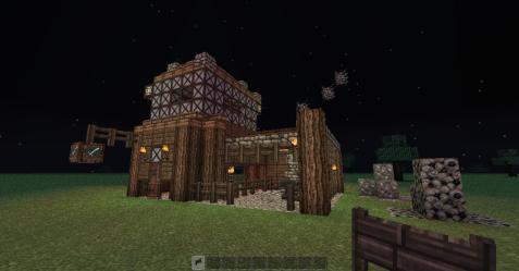Kuźnia Minecraft/ Forge Minecraft Project