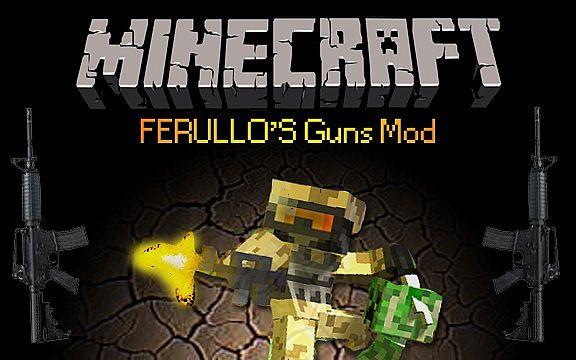 Minecraft 2 Crafting 7 1 Gun