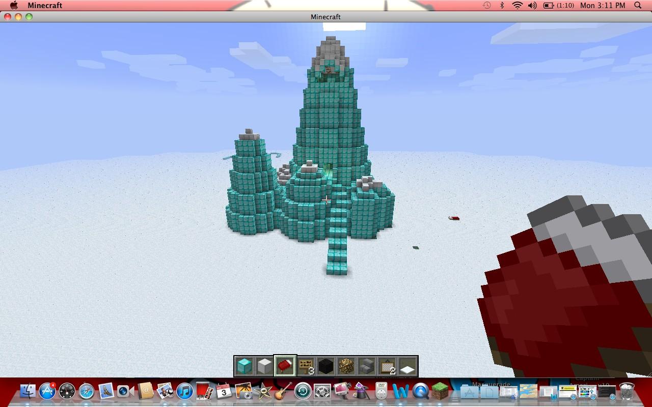 ice kingdom Minecraft Blog