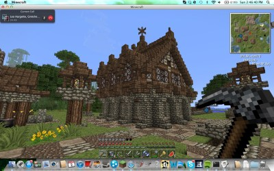 medieval town minecraft pm project dec published