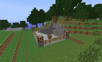 Underground LIving Minecraft Project