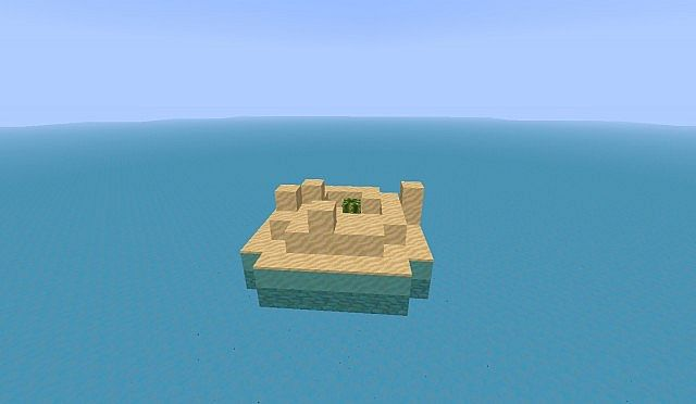 Survival On A Lifeboat Version 13 Minecraft Project