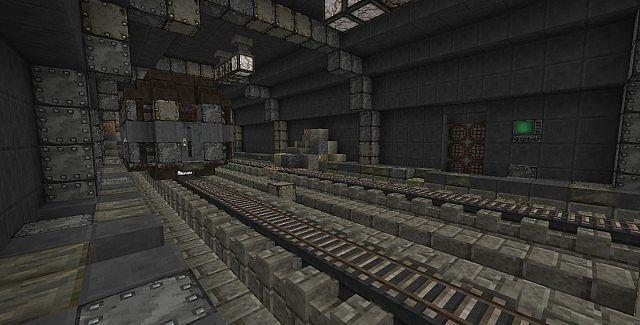 Minecraft Wasteland 3 Fallout