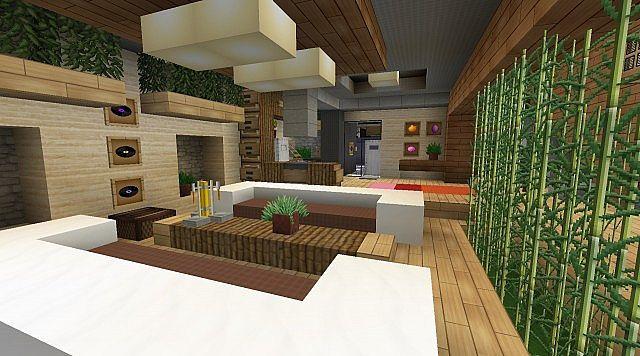 [Modern] Jazz - Luxury Home Minecraft Project