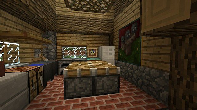 Fancy  Small House Download Minecraft Project