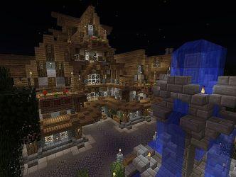 fantasy medieval minecraft inn tankard cracked